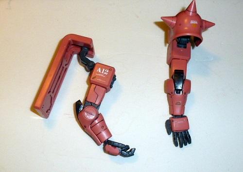 ザクⅡ 腕部004