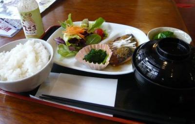 福島・飯坂温泉「温カフェ」2