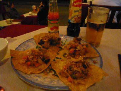 ベトナムのレストラン3