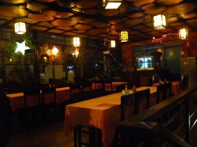 ベトナムのレストラン4