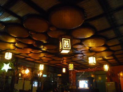 ベトナムのレストラン6
