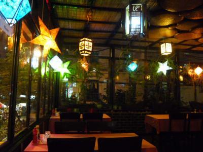 ベトナムのレストラン5