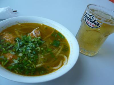 ベトナムのレストラン10