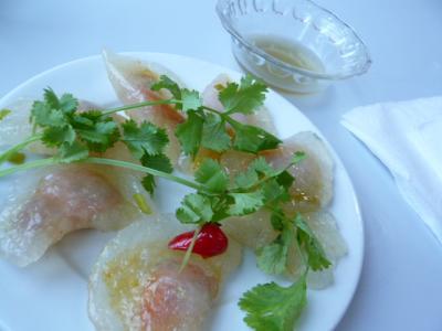 ベトナムのレストラン11