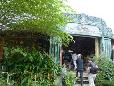 ミーソン遺跡そば「GANESA Restaurant」3
