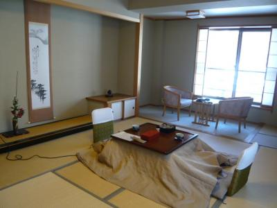渋温泉「大陽館ヤマト屋」2