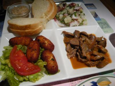丸の内「ポルトガル料理マヌエル」4