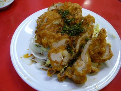 京成立石「中華料理 海華」3