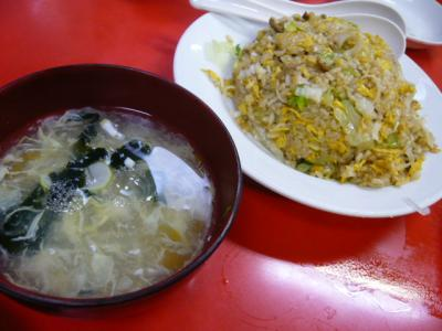 京成立石「中華料理 海華」4