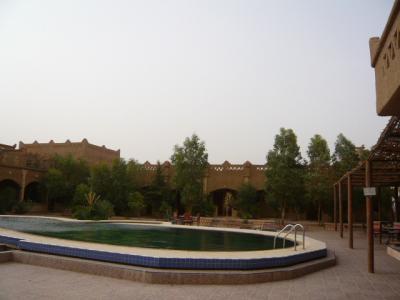 モロッコ・メルゾーガ「Hotel Yasmina」3