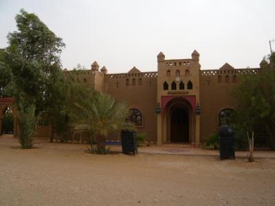 モロッコ・メルゾーガ「Hotel Yasmina」4