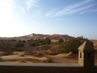 モロッコ・メルゾーガ「Hotel Yasmina」10