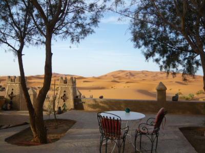 モロッコ・メルゾーガ「Hotel Yasmina」9