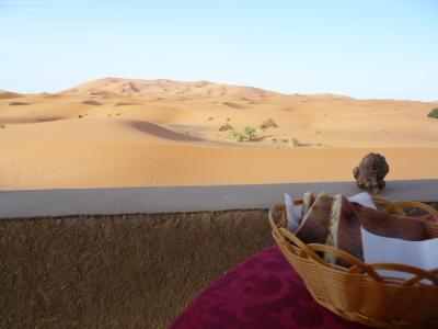 モロッコ・メルゾーガ「Hotel Yasmina」15