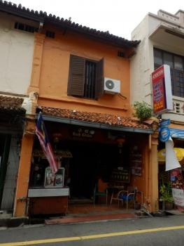 マラッカ:チャイナタウンのラクサとアイス・カチャン2