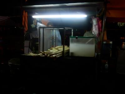 マラッカ「Pasar Malam Taman Melaka Baru」3