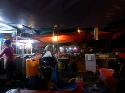 マラッカ「Pasar Malam Taman Melaka Baru」5