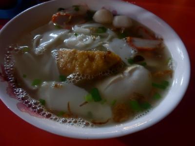 マラッカ「Pasar Malam Taman Melaka Baru」6