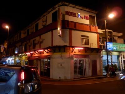 マラッカ「Pasar Malam Taman Melaka Baru」9