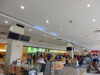 クアラルンプール「food garden @LCCT」4
