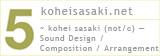 not/c(kohei sasaki) banner