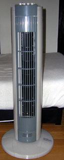 タワー型扇風機 Maxcelia MTF-740P