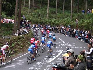 2010 JapanCup 登り