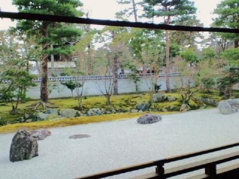 相国寺庭園
