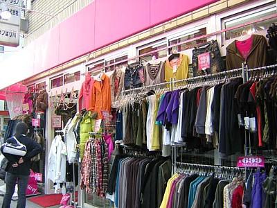 服の安い店