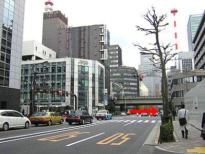 鎌倉橋交差点