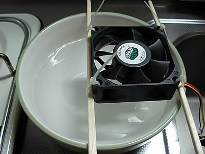 自作空気清浄機
