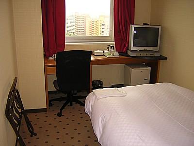 サンルート関空ホテル悪い点