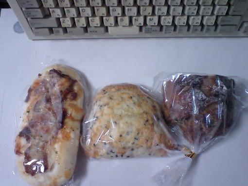 あこべるのパン!