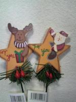 クリスマスピック 星