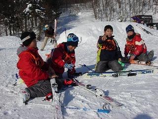 s-スキー教室