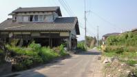 福島県広野町海岸線沿い