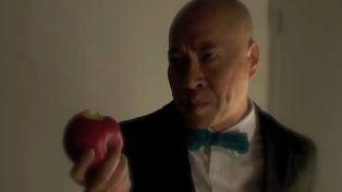ソイ様とリンゴ