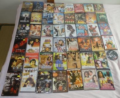 ボリDVD40枚+香港DVD6枚