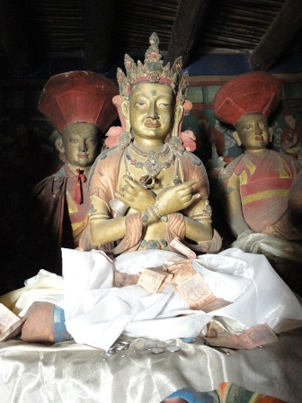 ノリのいい仏像