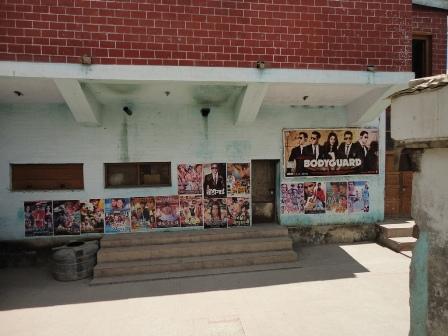 レーの映画館