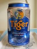 タイガービール!