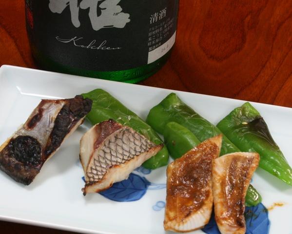 IMG_2022 焼き魚3種(マナガツオ、チヌ、スジガツオ) W