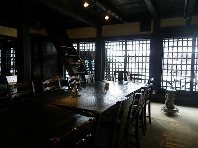 壱之町珈琲店 店内