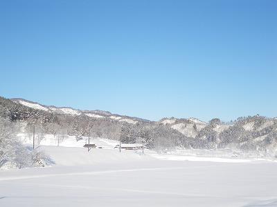 冬の山之村
