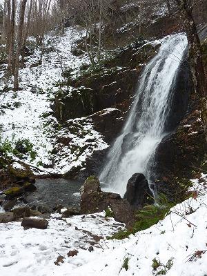 冬の四十八滝