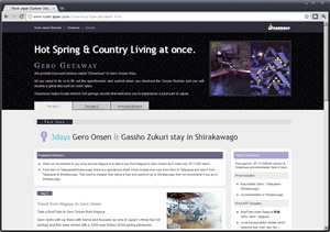 Onsensus Trip Ideas Special Site