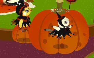 まぼろしオバケかぼちゃ