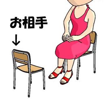 復縁 空椅子の技法