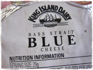 ブルーチーズ 包装