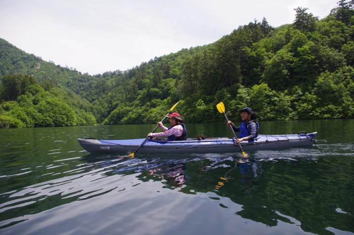 4349穏やかな湖水
